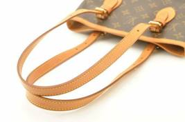 LOUIS VUITTON Monogram Bucket PM Shoulder Bag M42238 LV Auth sa2271 **Sticky image 7
