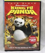 Kung Fu Panda DVD   Dreamworks 2008 - $6.53