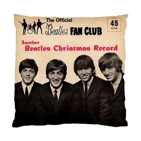 The Beatles Cushion Cover Throw Pillow Cover Case (Two Sides) -02