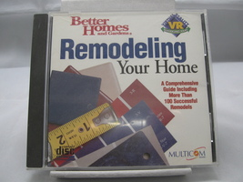Better Homes And Gardens Remodeling Your Home C... - $2.75