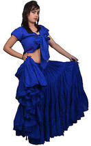 Tribal Style Bellydance Folk Dance Belly Dancers Cotton Skirt - $28.94