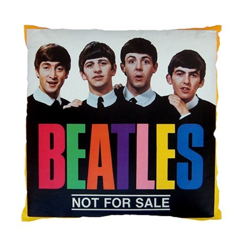 The Beatles Cushion Cover Throw Pillow Cover Case (Two Sides) -03