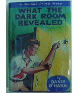 JIMMIE DRURY series WHAT THE DARK ROOM REVEALED - $50.00