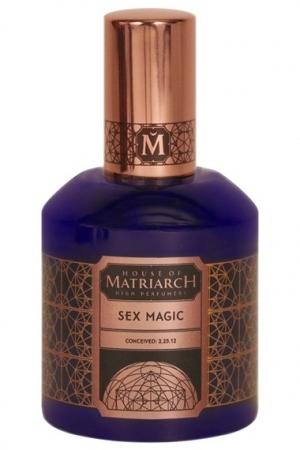 SEX MAGIC by HOUSE OF MATRIARCH 5ml Travel Spray Perfume BUDDHA WOOD OUD CHOYAS
