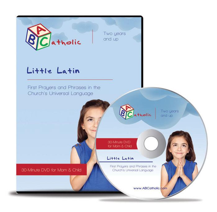Little latin   dvd