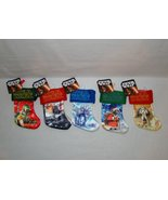 Star Wars Mini Stocking Set - Boba Fett, Darth Vader, Yoda, AT-AT, Storm... - $16.95