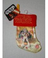 Star Wars Stormtrooper Mini Christmas Stocking - $2.95