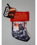 Star Wars Darth Vader Mini Christmas Stocking - $2.95