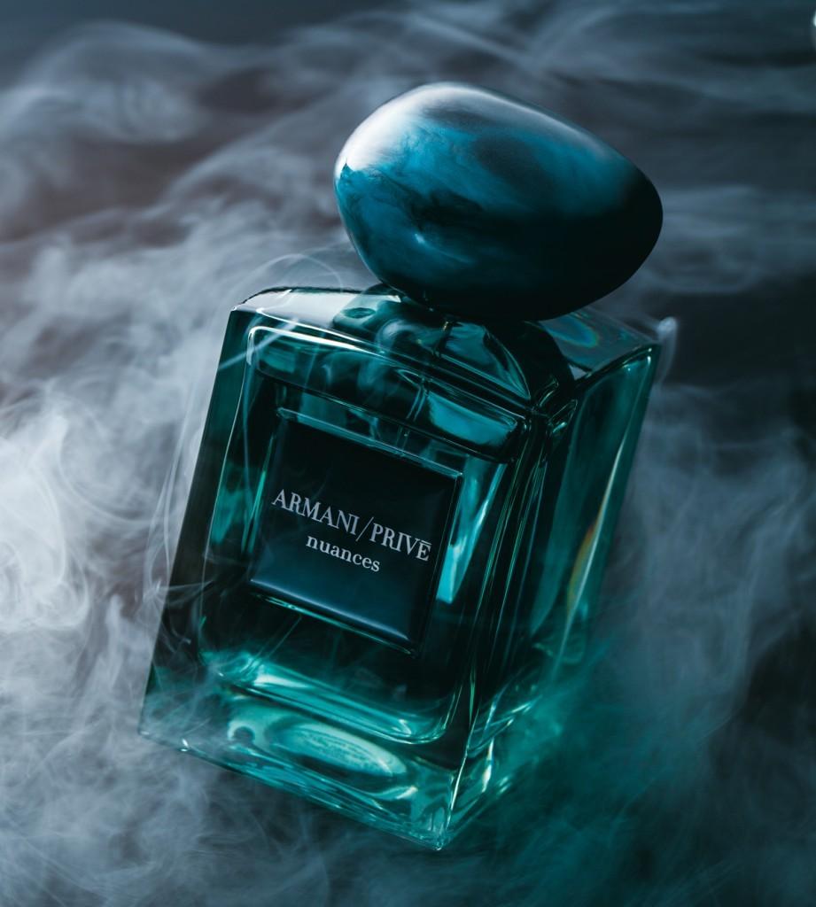 NUANCES by ARMANI/PRIVE 5ml Travel Spray LTD EDITION Heliotrope Benzoin Parfum