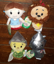 4 Wizard of Oz Hallmark *Itty Bittys* Dorothy/S... - $29.86