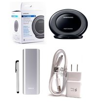 Samsung Fast Charge Wireless Charging Stand, Black- Kit- US Retail Packi... - $67.31