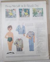 Betsy McCall Sandy on St Patrick's Day magazine... - $5.00