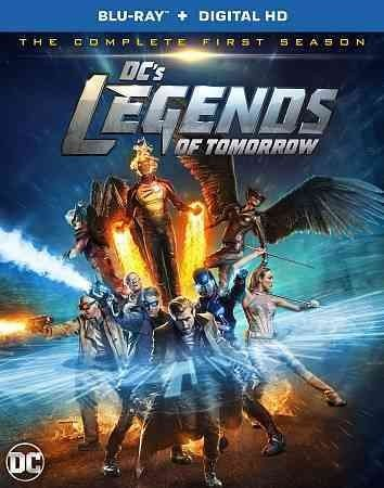 DC's Legends Of Tomorrow: The Complete First Season Blu-ray