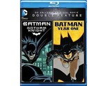 DCU: Batman - Gotham Knight/ DCU: Batman Year One Blu-ray