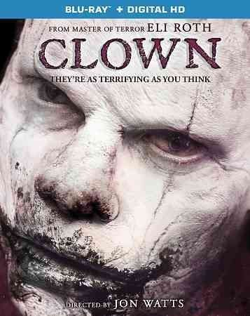 Clown Blu-ray