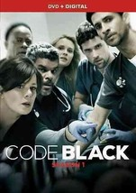 Code Black: Season One DVD