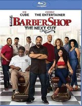 Barbershop: The Next Cut Blu-ray