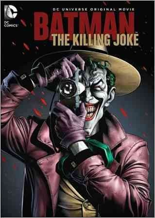 Batman: The Killing Joke Blu-ray
