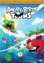 Angry Birds Toons Season 03, Vol. 1 DVD