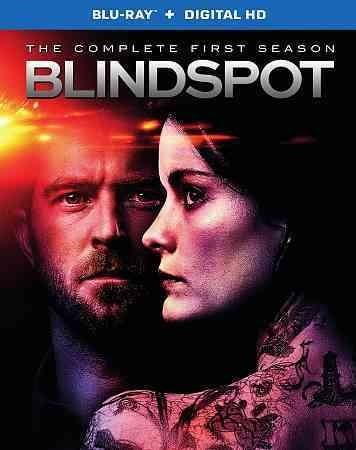 Blindspot: The Complete First Season Blu-ray