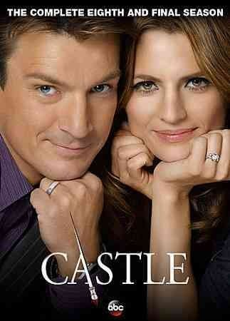 Castle: The Complete Eighth And Final Season DVD