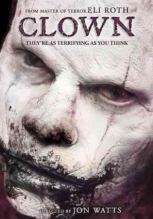 Clown DVD
