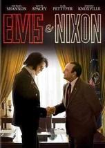 Elvis & Nixon DVD