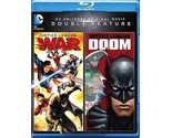 DCU: Justice League - Doom/ DCU: Justice League - War Blu-ray
