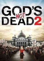 God's Not Dead 2 DVD - $16.25