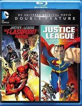 DCU: Justice League - The Flashpoint Paradox/ DCU: Justice League - Blu-ray