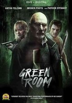 Green Room DVD