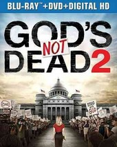 God's Not Dead 2 Blu-ray