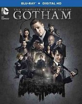 Gotham: The Complete Second Season Blu-ray