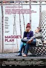Maggie's Plan Blu-ray