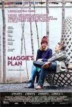 Maggie's Plan Blu-ray