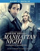 Manhattan Night Blu-ray