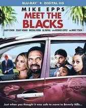 Meet the Blacks Blu-ray