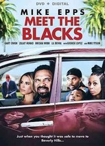 Meet the Blacks DVD - $13.75