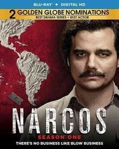 Narcos: Season 1 Blu-ray