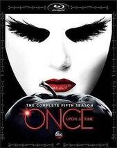 Once Upon A Time: The Complete Fifth Season Blu-ray
