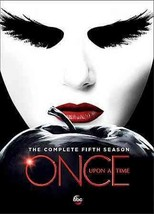 Once Upon A Time: The Complete Fifth Season DVD