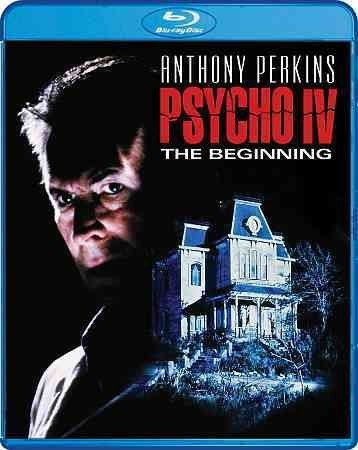 Psycho Iv: The Beginning Blu-ray