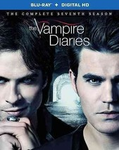 The Vampire Diaries: The Complete Seventh Season Blu-ray