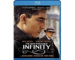 The Man Who Knew Infinity Blu-ray