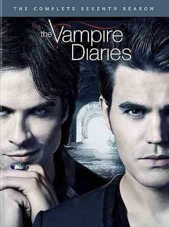 The Vampire Diaries: The Complete Seventh Season DVD