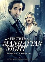 Manhattan Night DVD - $13.75