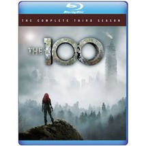 The 100: The Complete Third Season Blu-ray