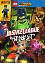 LEGO DC Comics Super Heroes: Justice League - Gotham City Breakout DVD