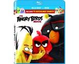 The Angry Birds Movie Blu-ray