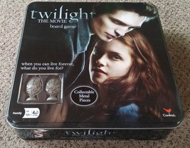 Twilight the Movie Board Game Collector's Tin C... - $14.00